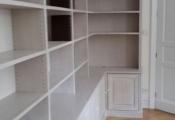 Wohnzimmerschrank-Bücherregal-